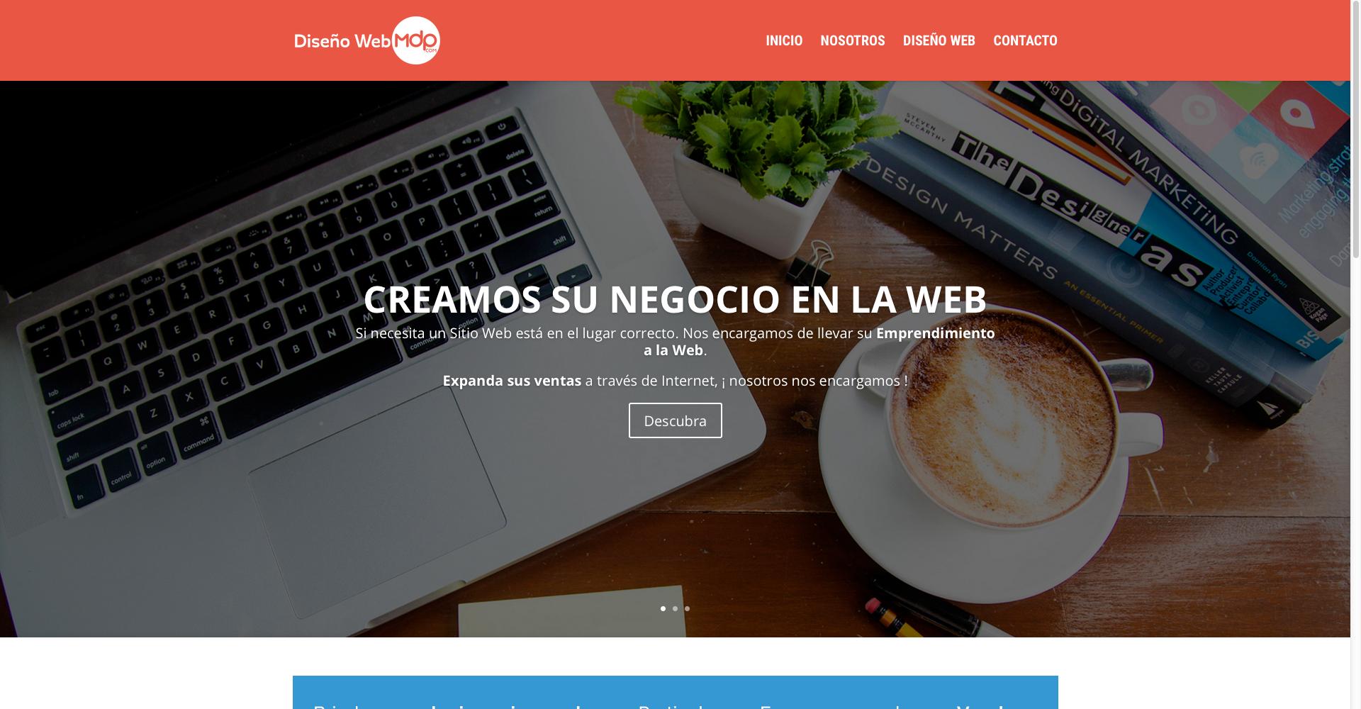 Diseño Web MDP
