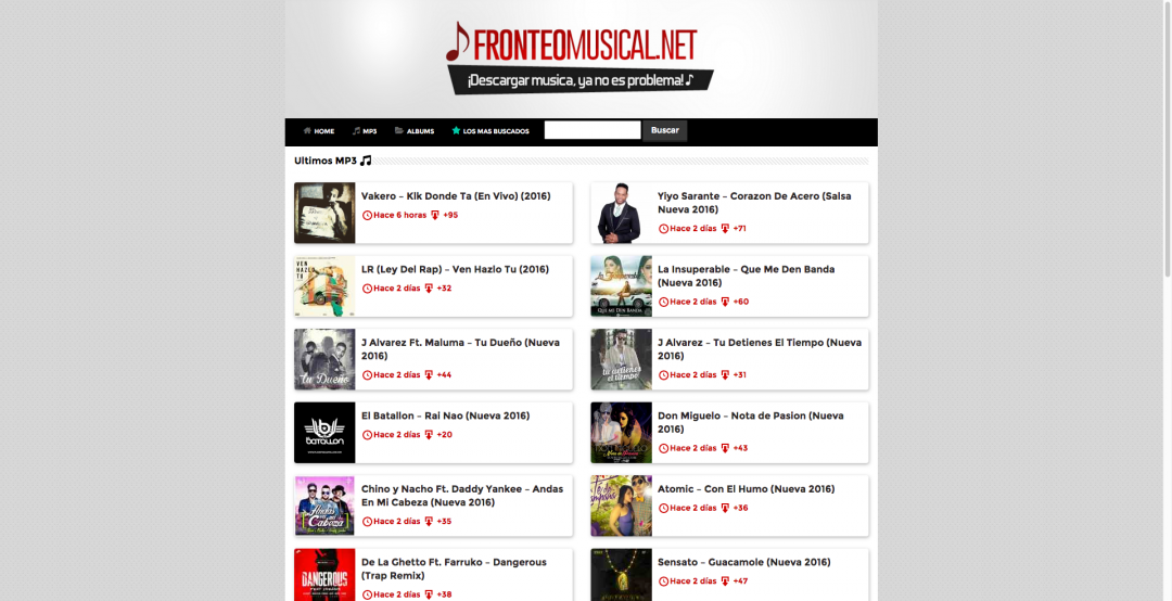 Fronteo Musical