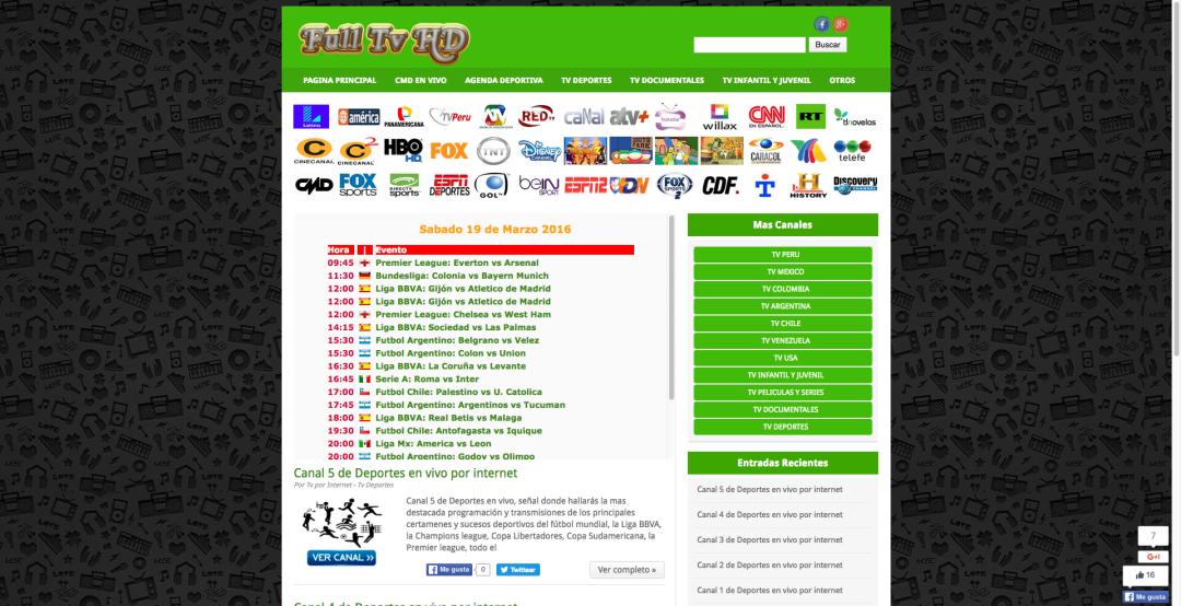 Full Tv HD