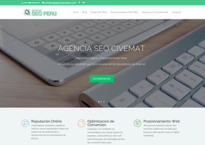Agencia SEO Perú